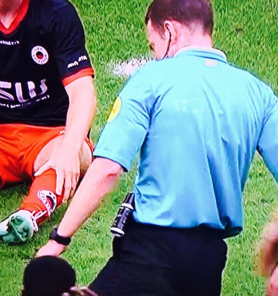 Dutch Referee RefereeSpray