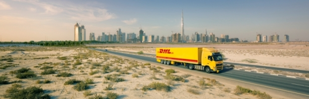 DHL Truck Road - Total Sport Solutions - RefereeSpray
